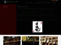 Náhled webu Bujinkan Dojo