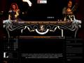 Náhled webu Burdýři