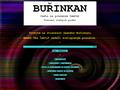 Náhled webu Buřinkan