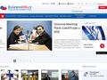 Náhled webu BusinessInfo.cz