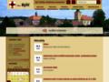 Náhled webu Býšť (Bělečko, Hoděšovice, Hrachoviště)