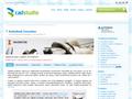 Náhled webu Autodesk Inventor