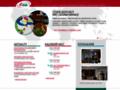 Náhled webu Česká asociace pro geoinformace