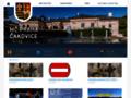 Náhled webu Čakovice