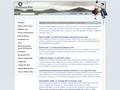 Náhled webu Caledonian Club