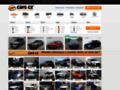 Náhled webu Cars.cz