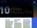 Náhled webu Církev adventistů sedmého dne