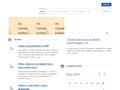Náhled webu Česká asociace studentů psychologie