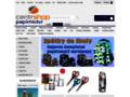 Náhled webu Centrshop Hračky