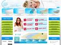 Náhled webu Centrum zdravého spánku