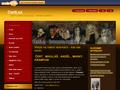 Náhled webu Čert a mikuláš,masky krampus