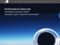 Náhled webu CertiCon, a.s.