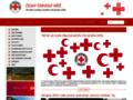 Náhled webu Český červený kříž