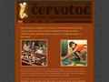 Náhled webu Červotoč