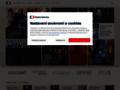 Náhled webu Česká televize