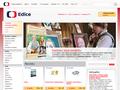 Náhled webu Česká televize: E-shop