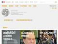 Náhled webu Zlatá Praha