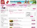 Náhled webu Český kulinář