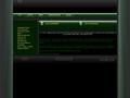 Náhled webu GreenStone