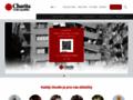 Náhled webu Sdružení Česká katolická charita