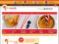 Náhled webu Chefparade