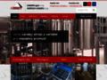 Náhled webu Cheops