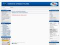 Náhled webu Chemie pro gymnázium