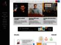 Náhled webu Šachový svaz České republiky