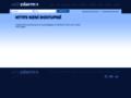 Náhled webu Christopher Reeve