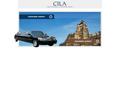 Náhled webu Czech Incoming & Limousine Agency (CILA)