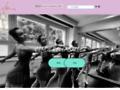 Náhled webu Baletní škola Cinderella
