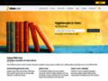 Náhled webu Projekt Bibliografické citace
