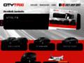 Náhled webu City taxi