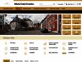 Náhled webu Romové ve městě Český Krumlov