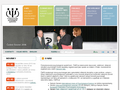 Náhled webu Českomoravská psychologická společnost