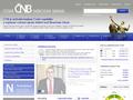 Náhled webu Česká národní banka (ČNB)