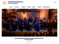Náhled webu Collegium Marianum