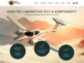 Náhled webu Composit Airplanes spol. s r. o.