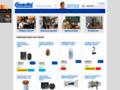 Náhled webu Consulta Bürotechnik, s.r.o.