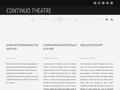 Náhled webu Divadlo Continuo