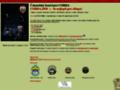 Náhled webu CORDA