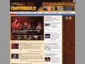 Náhled webu Countryworld
