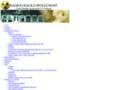 Náhled webu Radiologická společnost