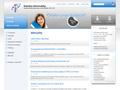 Náhled webu Katedra informatiky FEI VŠB-TUO