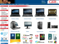 Náhled webu CS24 Computers & Services