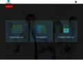 Náhled webu Česká společnost intenzivní medicíny