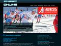 Náhled webu ČT4 Sport