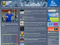 Náhled webu Český volejbalový svaz (ČVS)