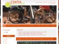 Náhled webu Český tenisový svaz vozíčkářů