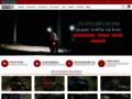 Náhled webu Cyklomania.cz